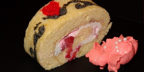 Roll Cake Ichigo