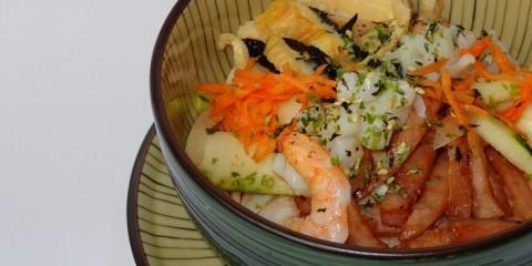 Kimchee Udon