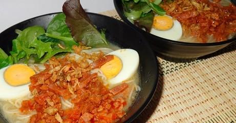 Ramen Tonkotsu menú