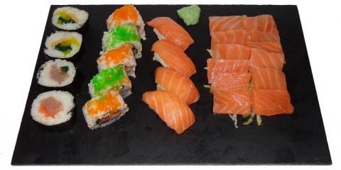 Degus. salmón